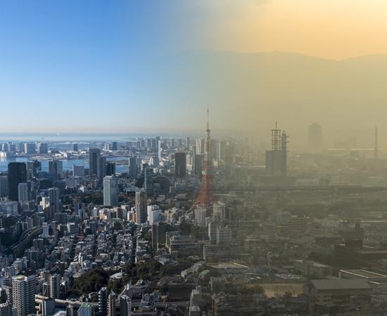 Clean air zones